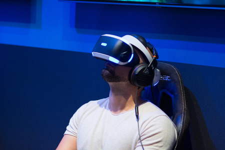 3 Virtual Reality Stocks Taking Off With Commercial Applications