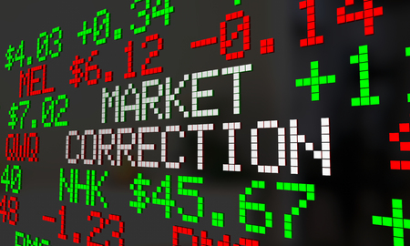Where to Invest For the Next Correction.
