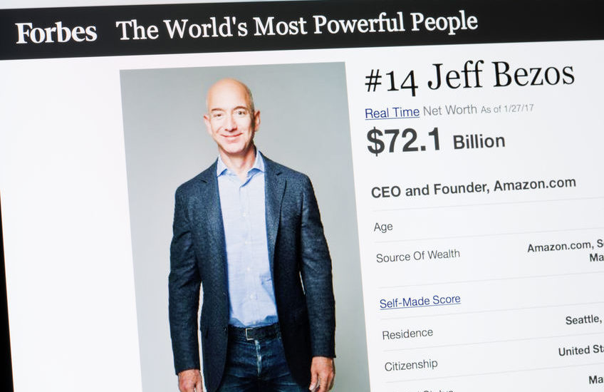 Jeff Bezos Text Messages Could Still Be Private if He'd Had This Service
